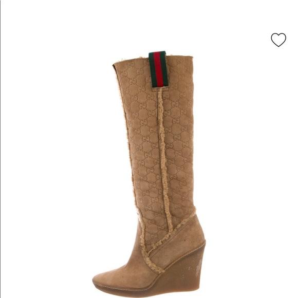 253e6580 Gucci boots